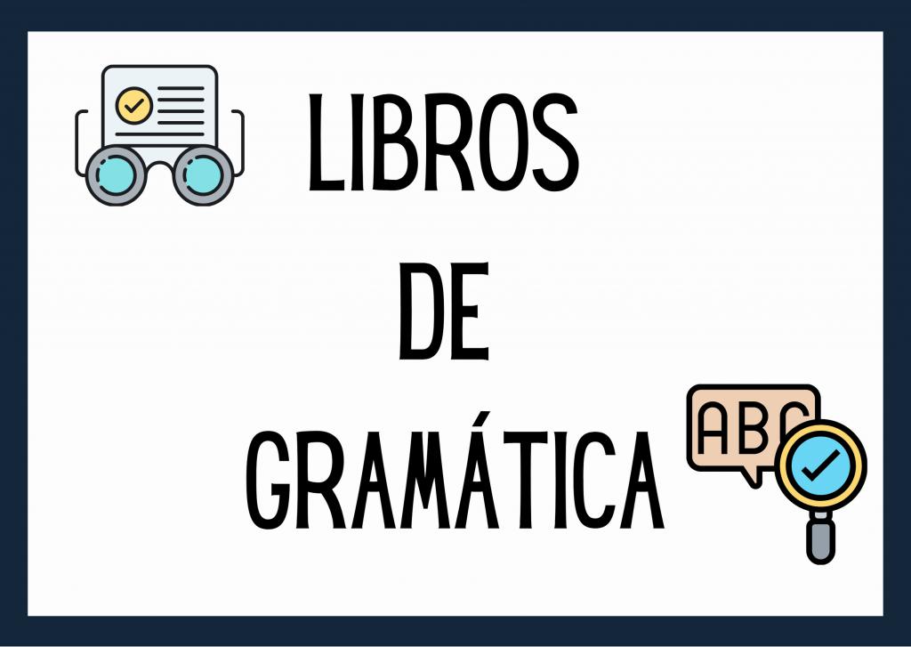 libros de gramática