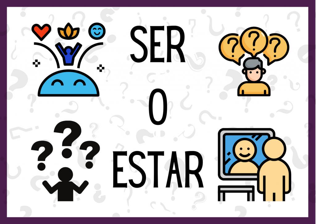 SER Y ESTAR